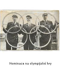 Olinova nominace na olypiádu