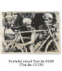 Poslední závod Tour de SSSR