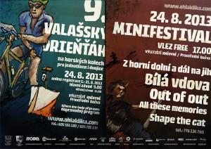 9. Valašský orieňťák a Minifestival