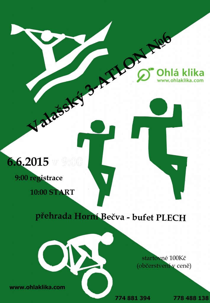 Plakat Triatlon 2015