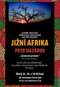 Jížní Afrika - Petr Nazarov